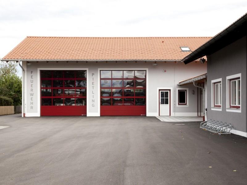 Feuerwehrgerätehaus Pietling 2008