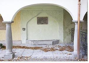Sanierung Arkadengräber