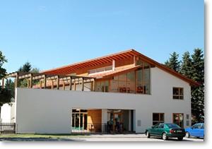 Kindergarten Saaldorf Surheim Eingang