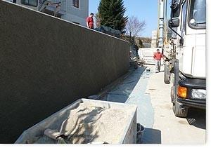 Stützmauersanierung