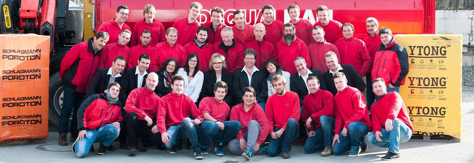 Unser Team der Firma Di-Qual