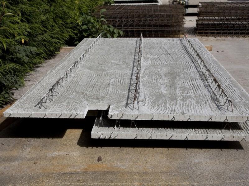 Massiv bauen mit Beton