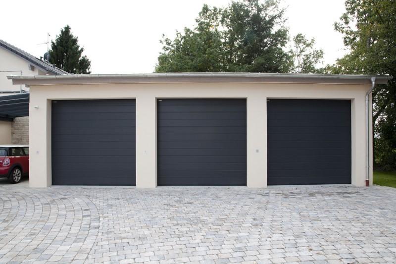 3er Garagen