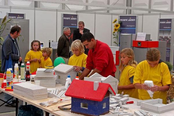Tag der offenen Tür 2008 - Traumhaus bauen