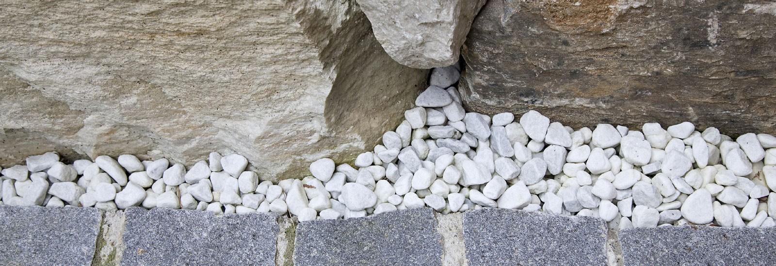 Steine-Pflaster
