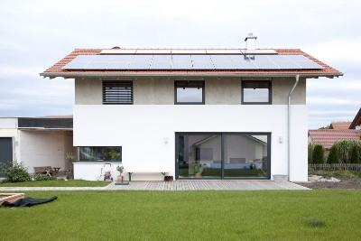 Einfamilienhaus mit Terasse