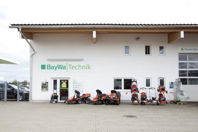 Baywag Firmengebäude Surheim