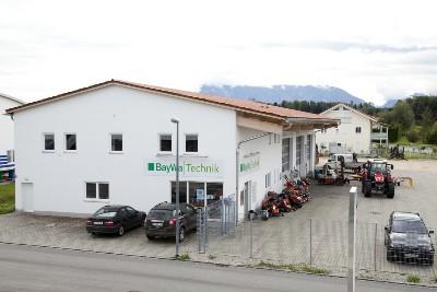 Baywa Lagerhaus Surheim