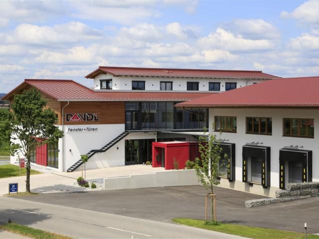 Gebäude Schreinerei Dandl