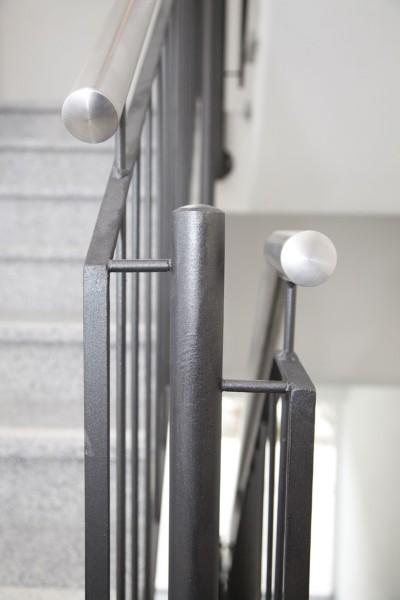 Treppengeländer Detail
