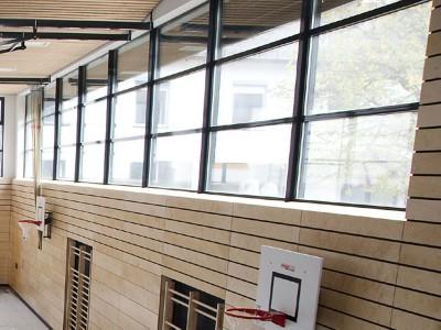 Sporthalle - Innen